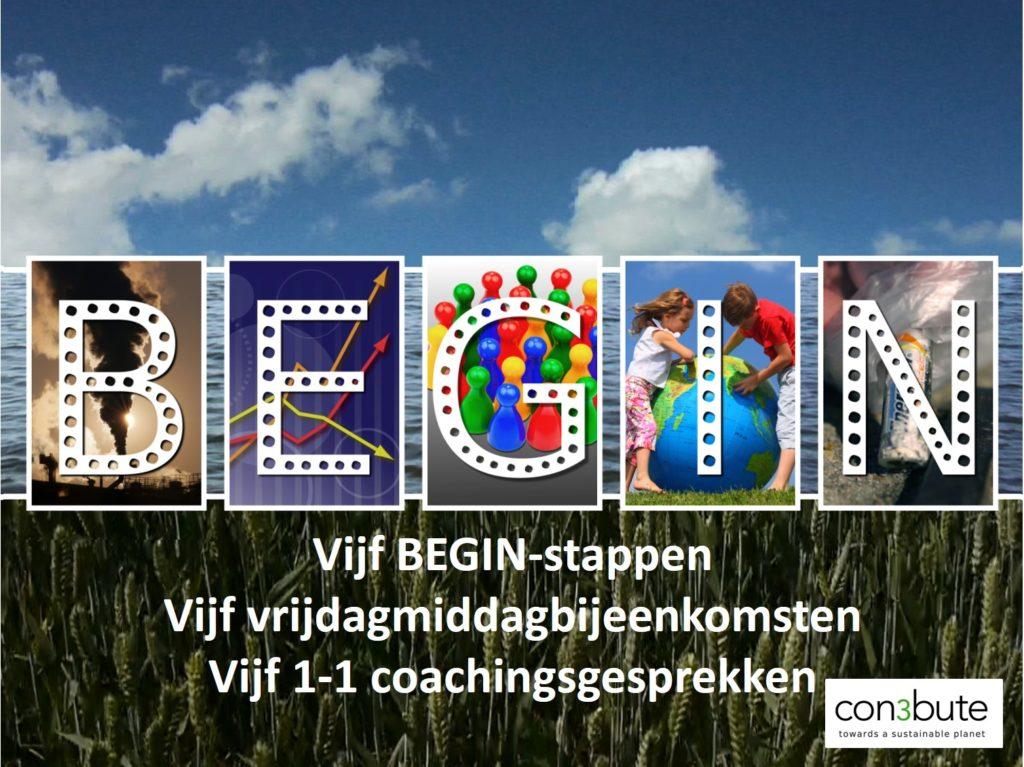 BEGIN-programma afbeelding